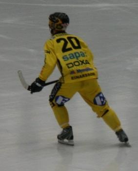 20 Björn Einarsson Vetlanda BK