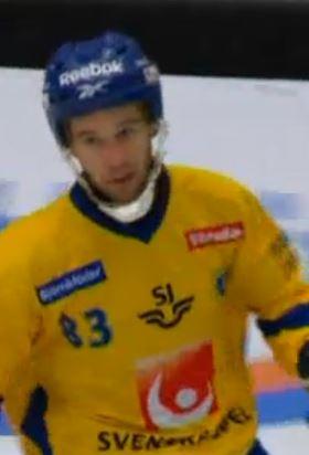 83 Daniel Andersson