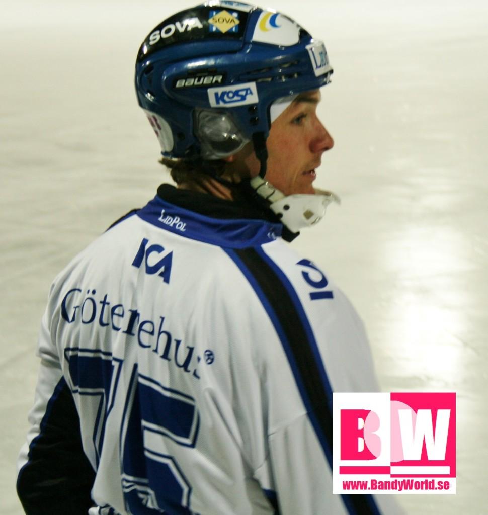 75 Jesper Eriksson Villa Lidköping