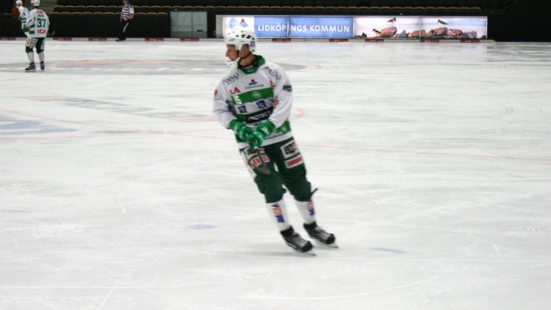 Oscar Gröhn två målsskytt när Västerås SK besegrade Edsbyns IF med 5-2