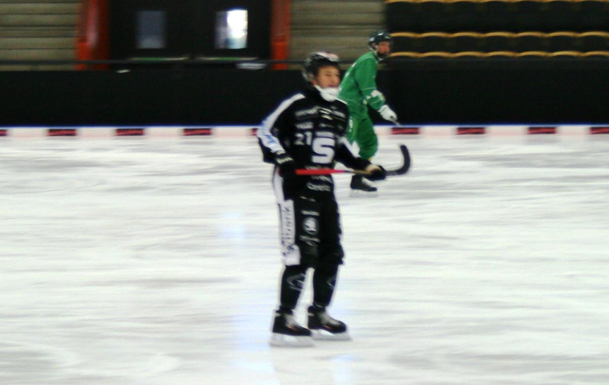 21 Christoffer Edlund Sandvikens AIK
