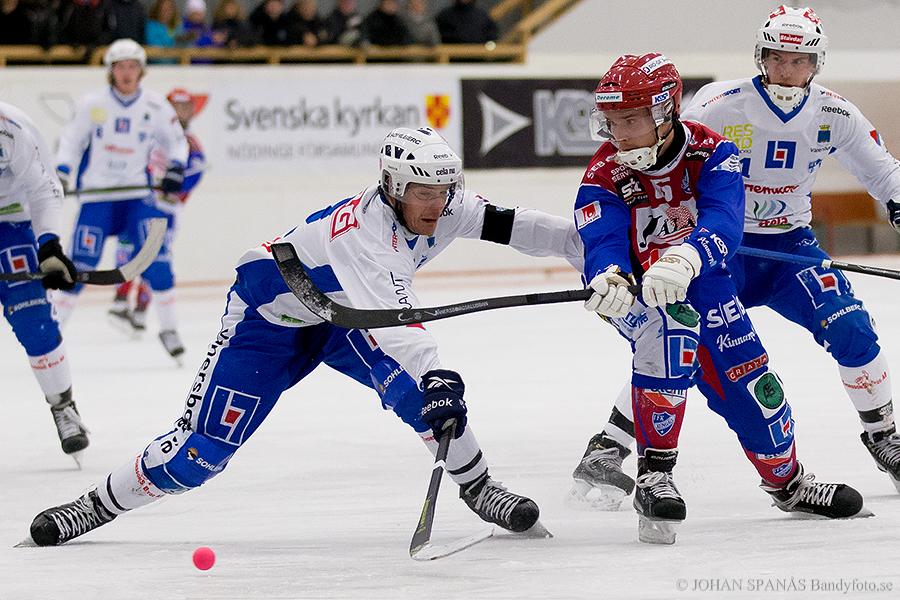 Foto: Johan Spanås (C) Bandyfoto.se