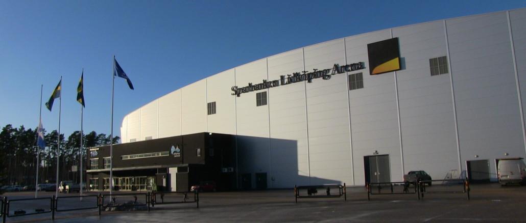Sparbanken Lidköping Arena Foto: Bandyworld (C)
